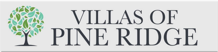 Villas of Pine Ridge Logo